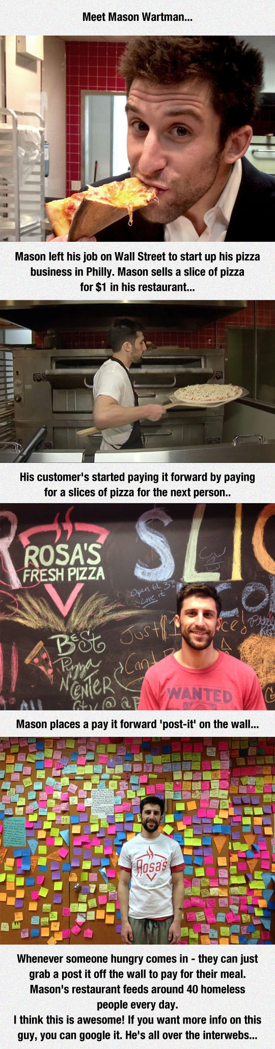 Pizza Pay It Forward