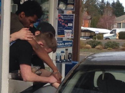 Dutch Bros Workers Pray With Woman Who Just Lost Her 37-Year-Old Husband