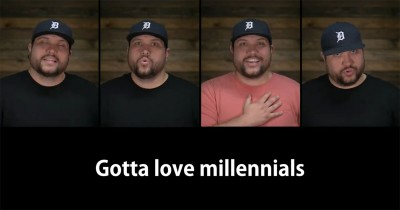 Ladies and Gentlemen, <em>The Millennials Song</em>