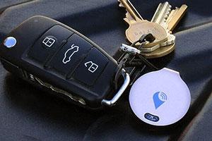 TrackR Keys